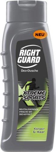 Right Guard Duschgel Xtreme Sports, 3er Pack (3 x 250 ml)