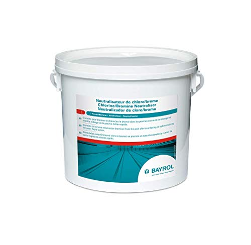 Bayrol - Neutralizador de Cloro/bromo - ENVASE 5 KG