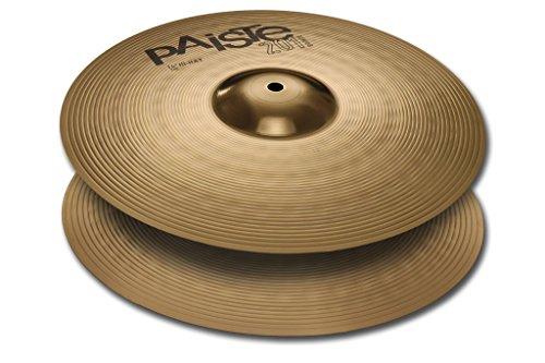 Paiste 201 Bronze-14 Bronze Series 14-inch Hi-Hat (Golden)