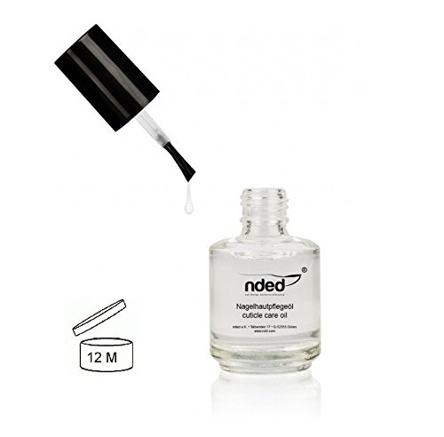 Huile de soin parfumée pour ongle cuticule NDED - Amande - 15ml - 2785 - Livraison Gratuite