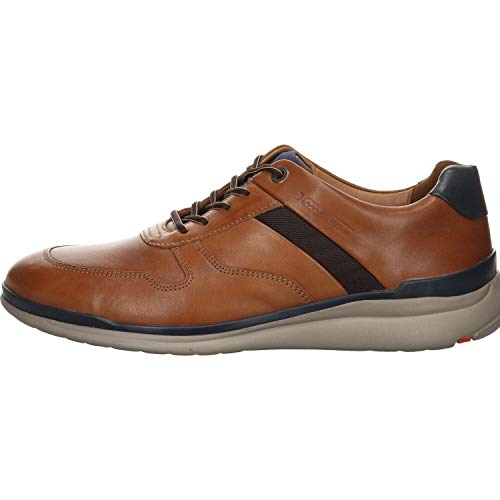 LLOYD Herren MATAI Sneaker, Braun (Kenia/T.D.Moro/Pacific 2), 45 EU