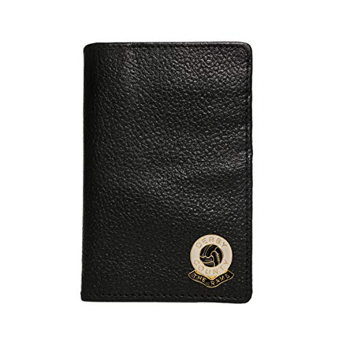 Derby County Football Club Leather Credit Card case