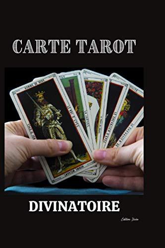Carte Tarot Divinatoire: Journal de tirages pour analyser vos prédictions   Carnet de Tirages de Cartes Tarot et Oracle  100 Fiches préremplies à ... Cadeau original pour Noel Anniversaire