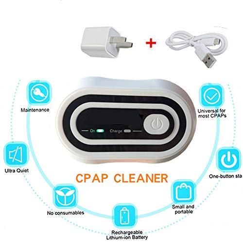 Schat voor nieuwe productdesinfectie, draagbare mini-CPAP-desinfector, ozon-desinfectie, bediening met één knop, opladen via USB