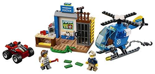 Ensemble de Construction LEGO Juniors La Poursuite Policière en Montagne (115 pièces) 10751 - 2