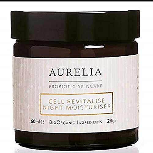 Aurelia Probiotic Skincare Cell Revitalise Night Feuchtigkeitspflege, 60 ml