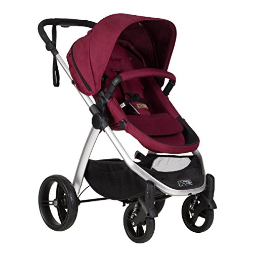 Mountain Buggy Cosmopolitan Buggy, Bordeaux, Red