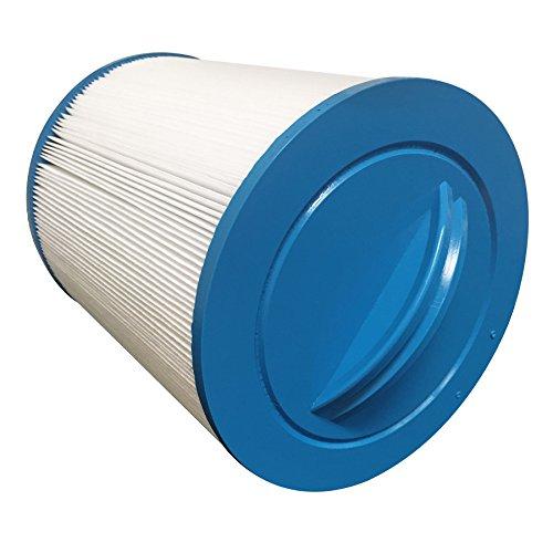 2 pack Guardian Spa Filters- Replaces Pleatco PAS50SV-F2M, Unicel 6CH-502, Filbur FC-0311 - Fits Artesian, Majestic Spas