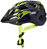 Abus 78175-9 Casco Bicicleta, Unisex Adulto, Azul (midnight blue), L (58-62 cm)