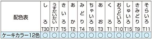 寺西化学『ギター固型えのぐ(EKOKEC-12)』