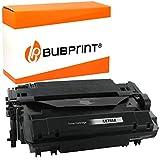 Bubprint Cartuccia Toner compatibile per HP 55X CE255X per LaserJet P3010 P3011 P3015 P3015DN P3015N P3015X Pro MFP M521dn M521dw Enterprise 500 MFP M525 M525dn M525c Nero