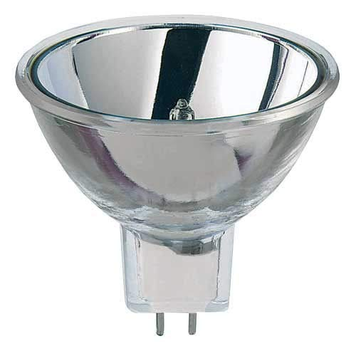 Impact FHS, 13634, 25305-4 , OEM Quality Compatible Lamp GX5.3, MR13, (300W, 82V) Projector Lamp Halogen Light Bulb