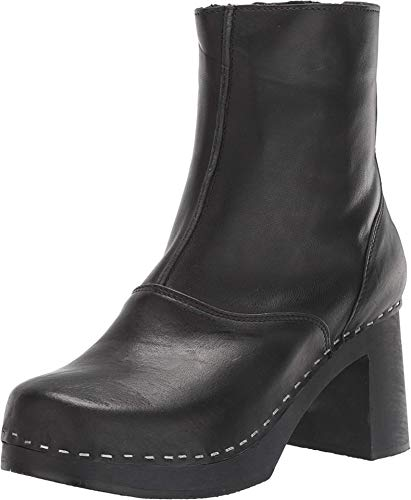 swedish hasbeens 60s Boot Black 39 (US Women's 9)