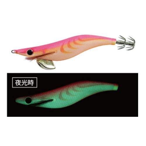 ヤマシタ(YAMASHITA) エギ エギ王 Q LIVE ベーシック 20g 3.5号 ピンク/夜光ボディ/オレンジベリー