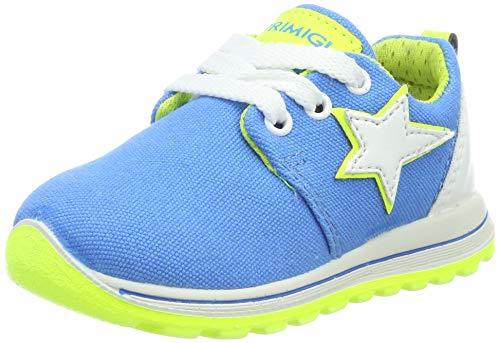 PRIMIGI Baby Mädchen PTI 33723 Sneaker, Türkis (Turchese/Bianco 3372300), 27 EU