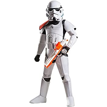 Disfraz de Stormtrooper deluxe con fusil - Niño, de 9 a 10 años ...