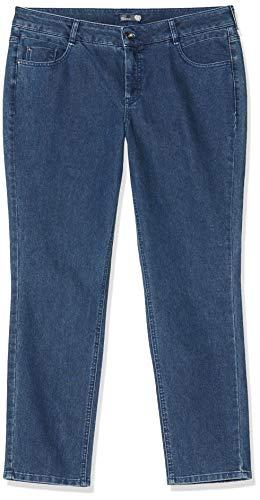 Atelier GARDEUR Damen Zuri Jeans, Stone 68, 46 Short