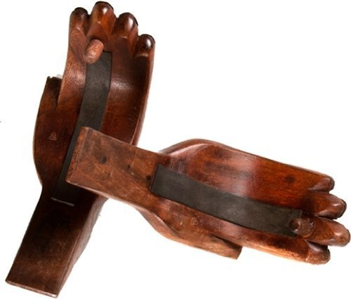Beatnik Trading Hand Carved Hands SUP Wall Racks - XX-Large