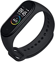 Mabron M5 Smart Watch Band Fitness Heart Rate with Activity Tracker WaterproofLike Steps Counter, Calorie Counter, BP, & O...