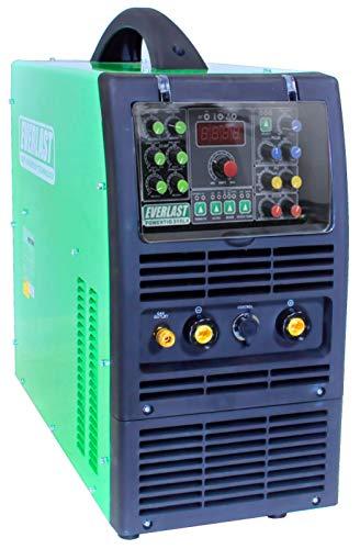 2021 PowerTIG 315LX 315 Amp AC/DC Pulse TIG/Stick Welder 240v Single...