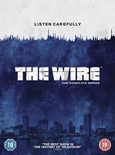 The Wire-Series 1-5-Complete [Edizione: Regno Unito]