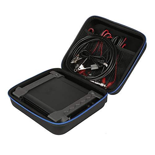 USB Osciloscopio 1008C Osciloscopio 8 Canales Función Diagnóstico Virtual Vehículos Interfaz USB 2.0 Generador Señal DAQ Bolsa Almacenamiento Portátil