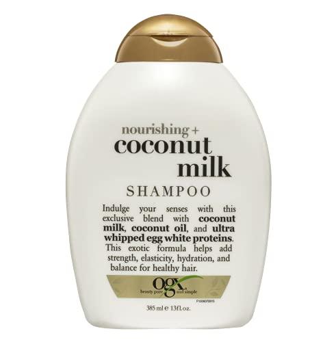 Organix Shampooing au Lait de Noix de Coco Nourrissant...