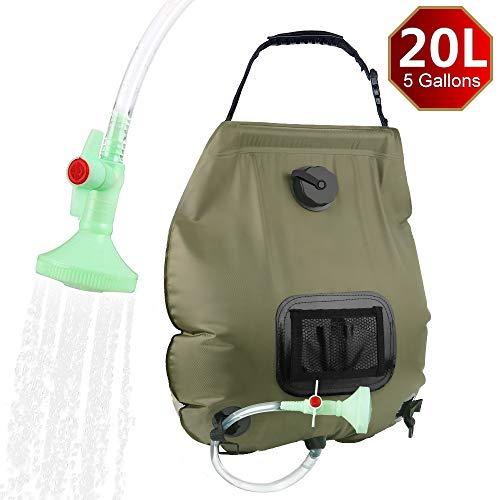 ASANMU Solar Shower Bag