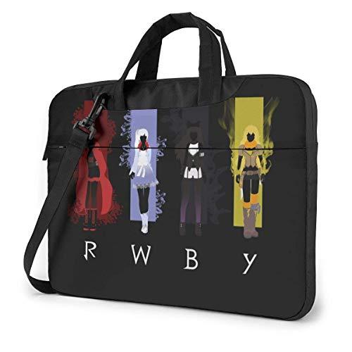 Computer Bag,Rwby Computer Laptop Case,Shockproof Laptop Shoulder Backpacks For Travel Business,40x29x2cm