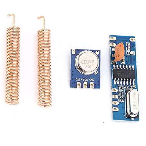 433mHz Demandez à la télécommande Module de Commande Transmetteur STX882 Récepteur SRX882 avec antenne à Ressort