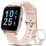 AIMIUVEI Smartwatch, Reloj Inteligente IP67 con Pulsómetro, Presión Arterial, 7 Modos de Deportes...