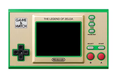 41vPHULZN5S. SL500  - Nintendo Game & Watch: The Legend of Zelda - Not Machine Specific