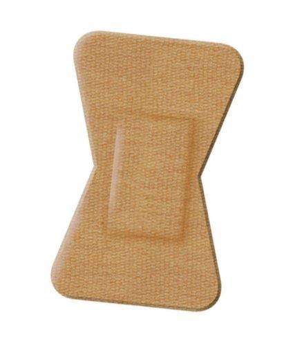 Medline NON25513Z Bandage, Adhesive, Fabric, Fingertip, Lg, St (Pack of 100)