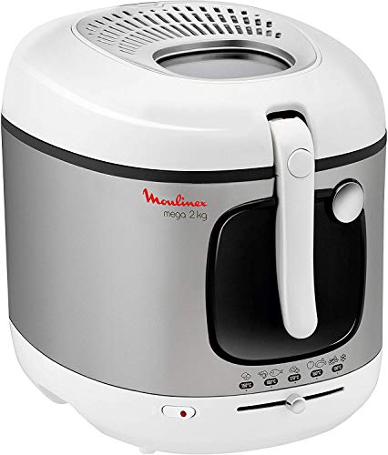 Moulinex Mega Solo Independiente 2100W Plata, Color blanco ...