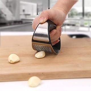 عصارة الثوم - قطاعة طحن الثوم الزنجبيل كسارة قطاعة قطاعة الثوم أدوات الطبخ اكسسوارات المطبخ