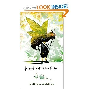 Unknown Binding Lord of the Flies Book
