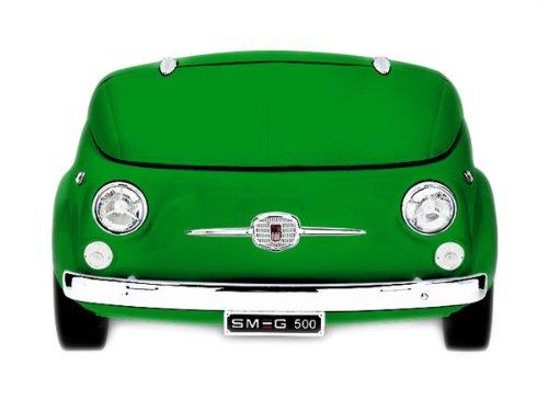 Smeg smeg500V autonome 100L A + Grün Kühlschrank–Kühlschränke (100L, ST, 42dB, A +, Grün)
