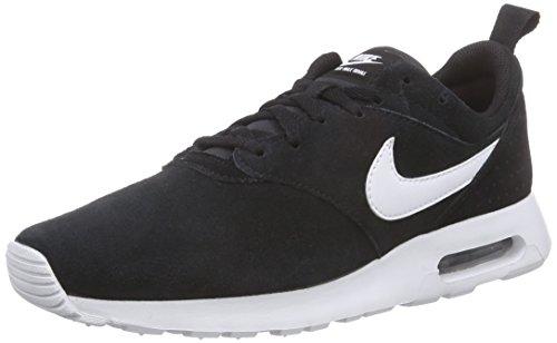 Nike Air MAX Tavas LTR, Zapatillas de Running Hombre, Negro/Blanco (Black/White), 40