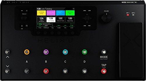 Line6マルチエフェクトプロセッサーHelixLT