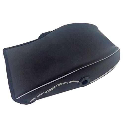 Bagster Manchons Exxel Noir XMA010 Moto, Unique