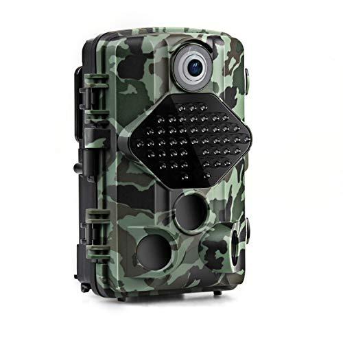 usogood Wildkamera 20MP 1080P Wildkamera mit Bewegungsmelder Nachtsicht 20m mit 2.4'' LCD Bildschrim IP66 wasserdichtes gehäuse für Jagd und Heimüberwachung fotofalle