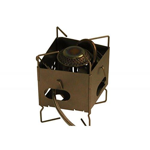 FIREBOX(ファイヤーボックス)GEN2ナノストーブステンレスウッドストーブ3インチ【日本正規品】