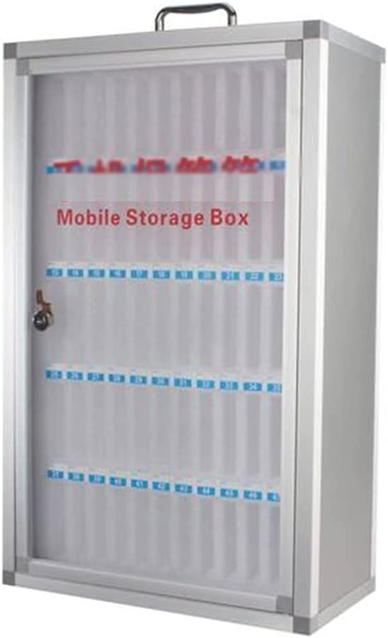 YCDJCS Key Super sale period Outlet SALE limited Cabinets Storage Box for Phone Safe Aluminum A Mobile