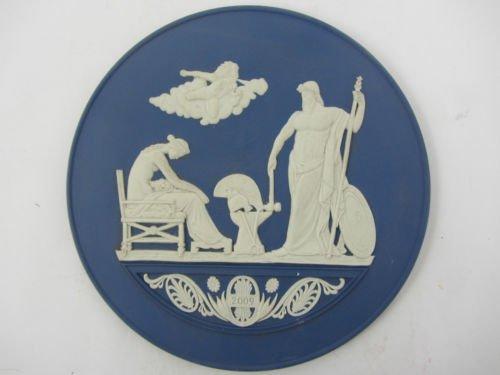 Wedgwood 2009Navy blau Jasperware Plaque