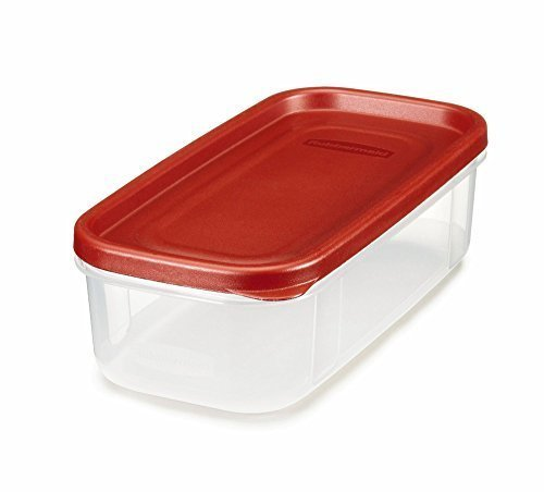 Rubbermaid 5-Cup Dry Food Container (4-Pack)