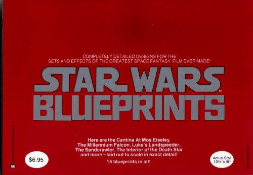 Star Wars Blueprints