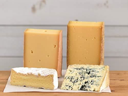 Probierpaket | Käseset 'Würzig' | 4x Käsesorten