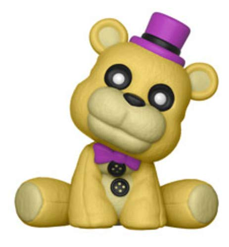 Funko Vynl Five Nights at Freddys Figura de Vinilo Golden Freddy, Multicolor (30497)