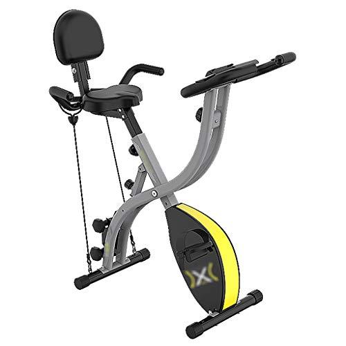 Control Magnético Bicicleta De Ejercicio Pedal Bicicleta Estacionaria Plegable Silencioso Bicicleta Interior Bicicleta Inicio Pérdida De Peso Fitness Bicicleta Giratoria Carga 330ibs