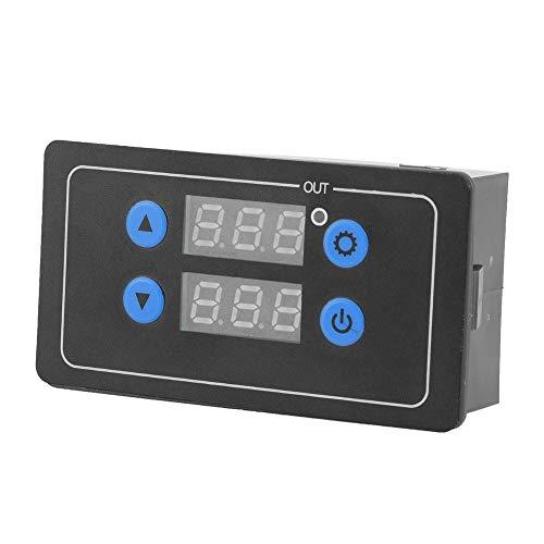 EIN-AUS-Steuerung 0.1Sec - 999 Stunden Zeitverzögerungs-Timer-Relais, 6 Arten Funktionen Zyklus-Timer-Relais, für Wasserpumpe für Magnetventil